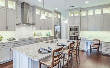 RiversideTidewater Homes - model