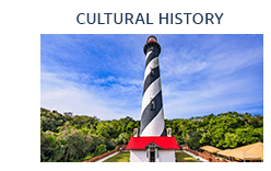 St. Augustine History on the St. Johns River